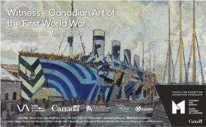 Canadian Art of the First World War
