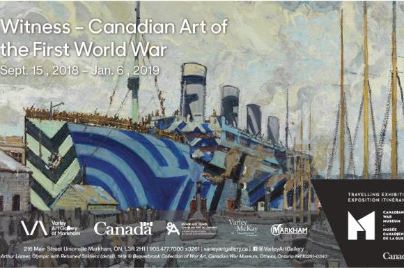 Canadian Art of the First World War
