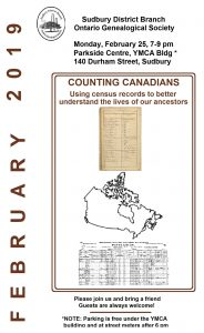 Counting Canadians