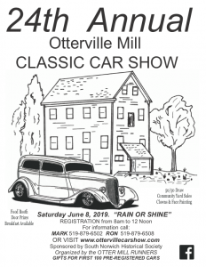 Otterville Mill Classic Car Show 2019 01