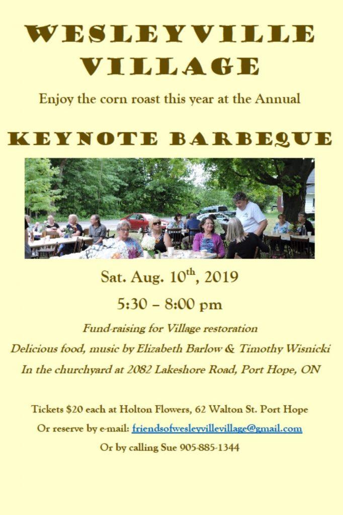 Wesleyville Village BBQ 2019