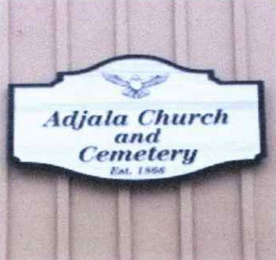 Adjala Historic Church and Cemetery Logo