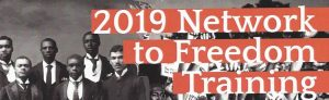 2019 Network to Freedom Training