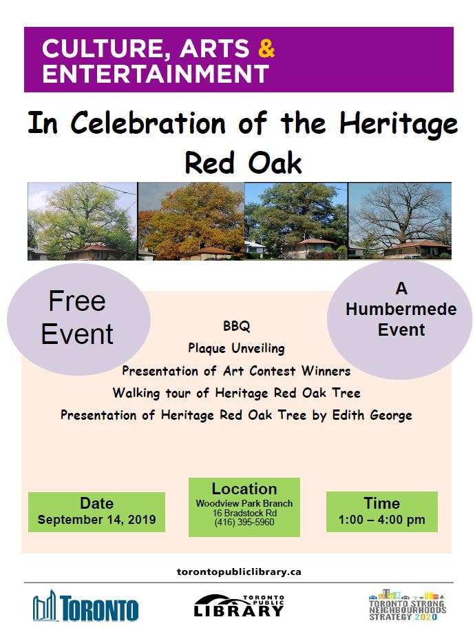 Heritage Tree Event