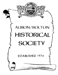 Albion Bolton HS Logo