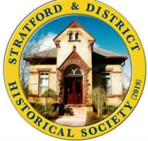 Stratford and District Historical Society Logo