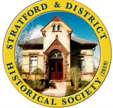 Stratford and District Historical Society Logo