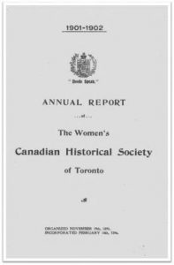 1901-1902 Annual Report of the WCHST Cover