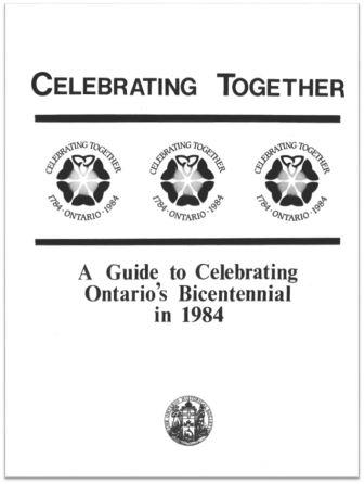 1983 Celebrating Together Cover
