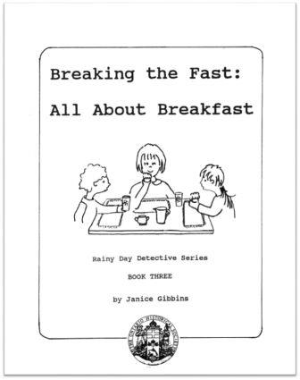 1989 Breaking the Fast - All About Breakfast Cover