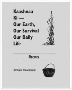 1994 Kaashnaa Ki Recipes Cover