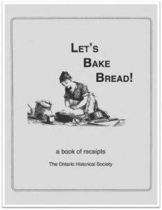 1995 Let's Bake Bread Cover