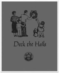 2000 Deck the Halls Cover