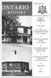 Ontario History 1964 v56 n4 December Cover Small