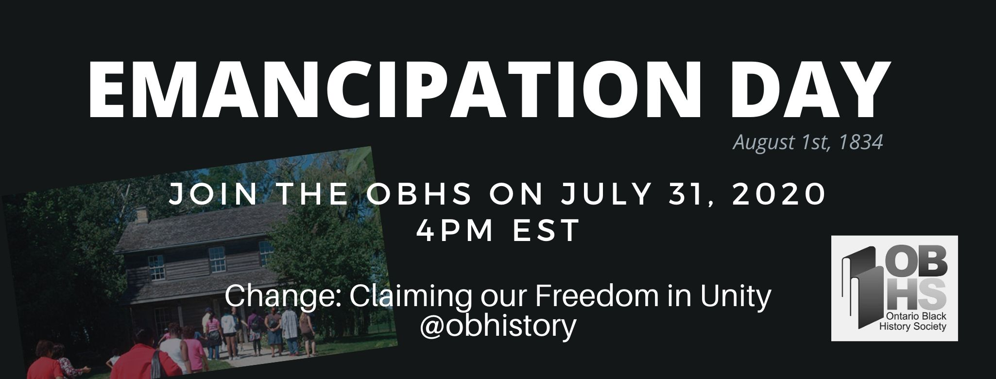 OBHS Emancipation Day 2020