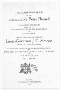 The Russell Papers, Volume 1 cover