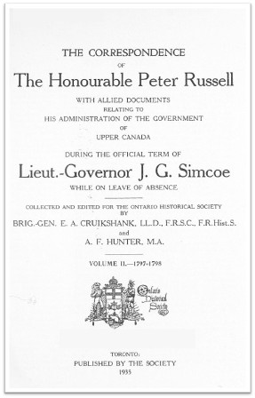The Russell Papers, Volume 2 cover