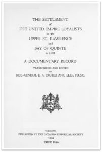 The Settlement of the UEL cover