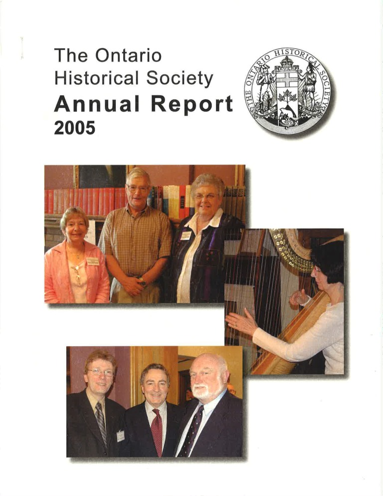 2005 OHS Annual Report