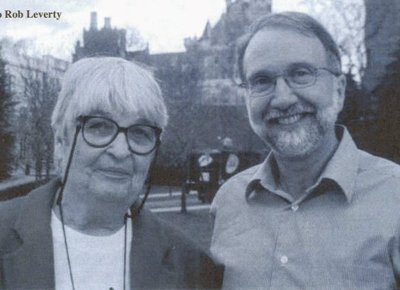 A Tribute to Jane Beecroft (1932-2021)