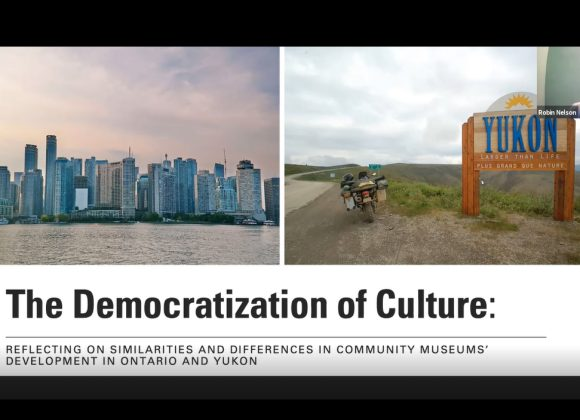 "2021 OHS Keynote Address – Dr. Robin Nelson: ""The Democratization of Culture"""