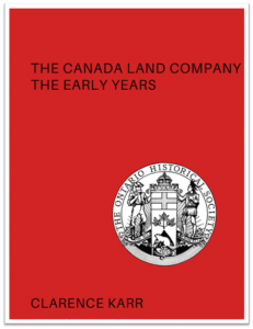 The Canada Land Company (Cover)