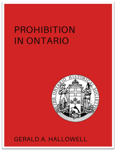 Prohibition in Ontario Cover