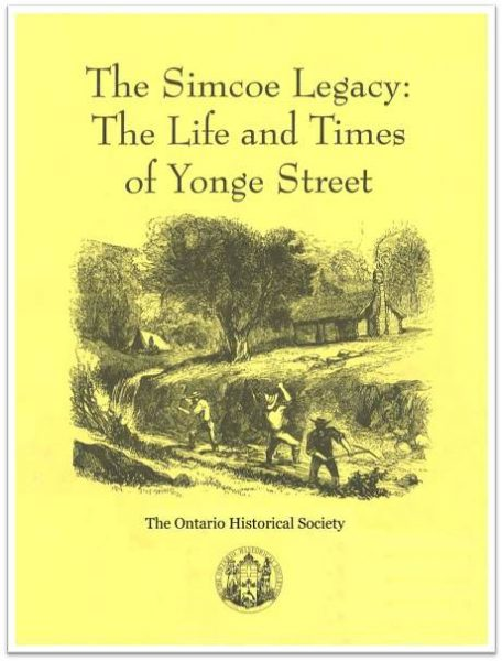 The Simcoe Legacy (Cover)