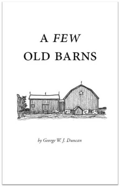 A Few Old Barns Cover