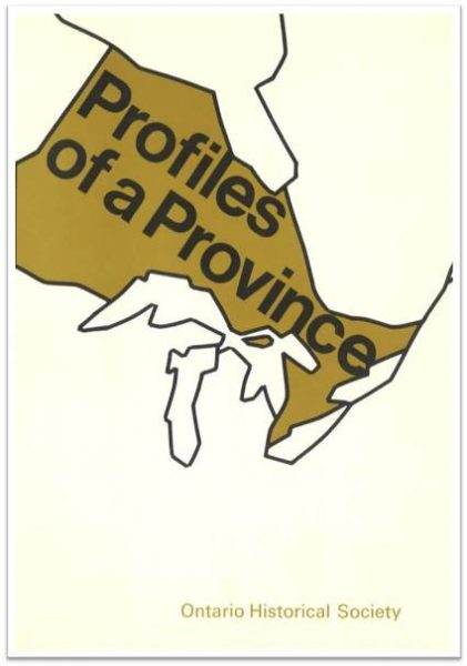 Profiles of a Province (Cover)